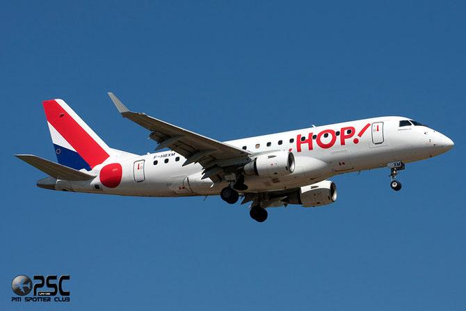 Embraer 170/175 - MSN 10 - F-HBXM  - Hop! livery @ Aeroporto di Verona © Piti Spotter Club Verona