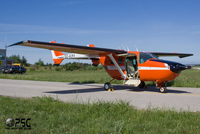 SE-KPF Cessna 337G C337 33701806