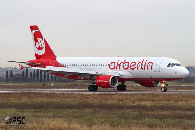 D-ABFT A320-214 4674 Air Berlin