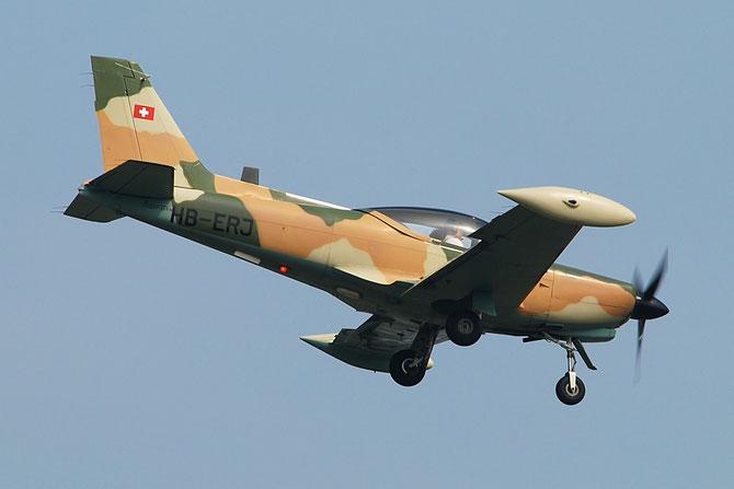 HB-ERJ SIAI-Marchetti SF-260AM F260