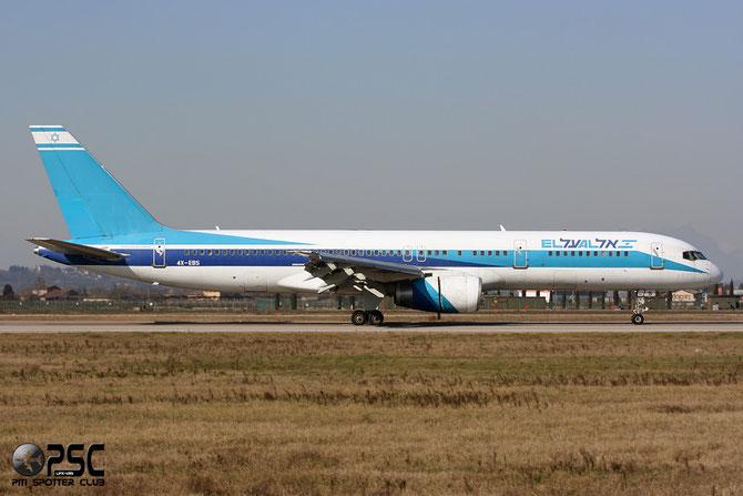 4X-EBS B757-258ER 24884/325 El Al Israel Airlines