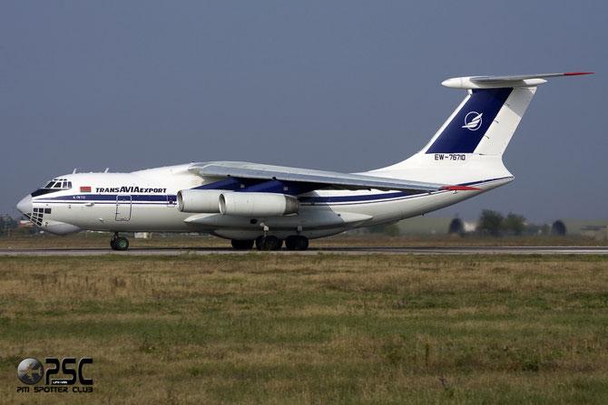Ilyushin IL-76TD - EW-76710 @ Aeroporto di Verona © Piti Spotter Club Verona