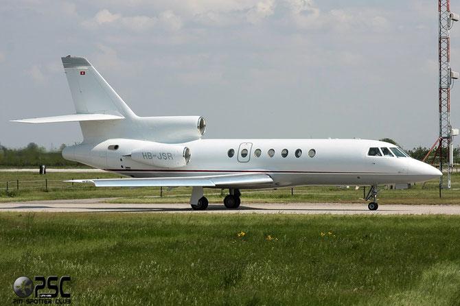 HB-JSR Falcon 50 165 Dasnair SA