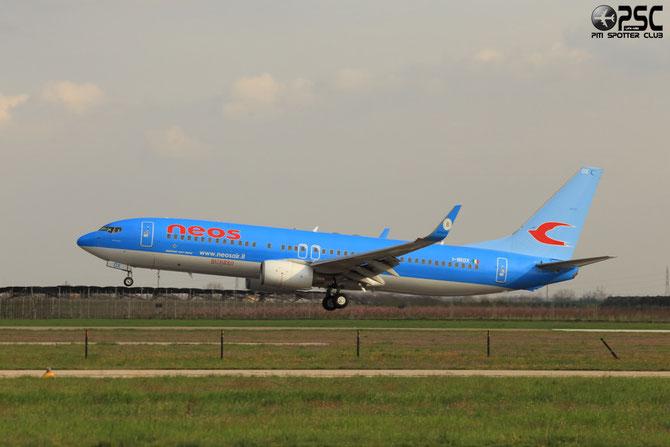 Boeing 737 Next Gen - MSN 33677 - I-NEOX @ Aeroporto di Verona © Piti Spotter Club Verona