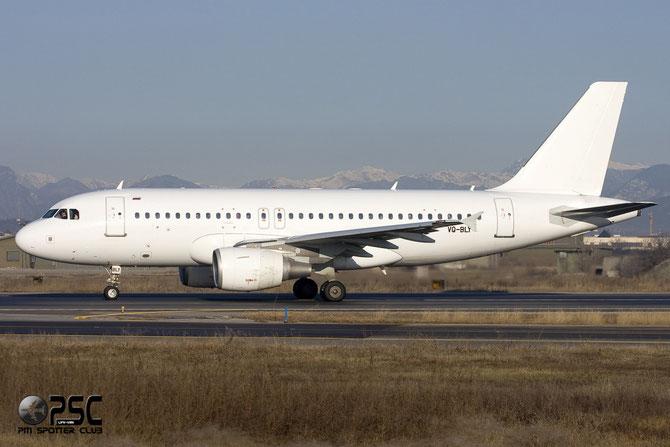 Airbus A319 - MSN 2224 - VQ-BLY @ Aeroporto di Verona © Piti Spotter Club Verona