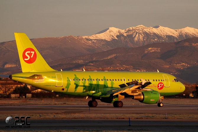Airbus A319 - MSN 2618 - VP-BHP  @ Aeroporto di Verona © Piti Spotter Club Verona