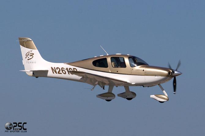 N261SR - Cirrus SR22-GTSx Turbo - Private @ Aeroporto di Verona © Piti Spotter Club Verona