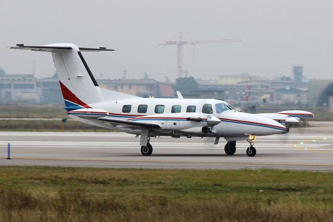 G-GZRP PA-42-720 42-5501011 Air Medical
