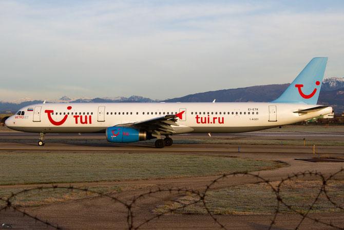 Airbus A321 - MSN 787 - EI-ETK @ Aeroporto di Verona © Piti Spotter Club Verona