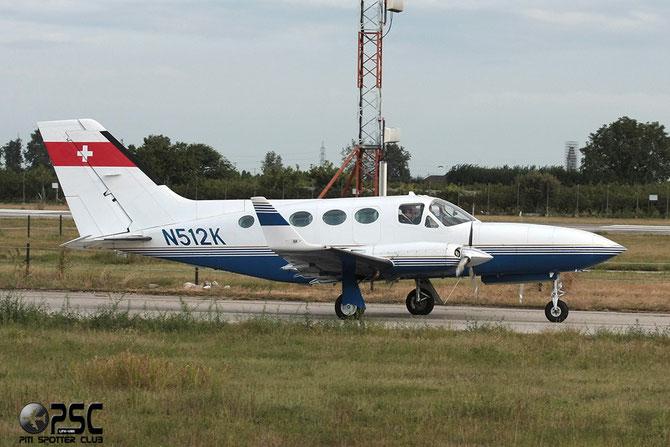 N512K Cessna 414A 414A-0054 Yingling Consultation LLC