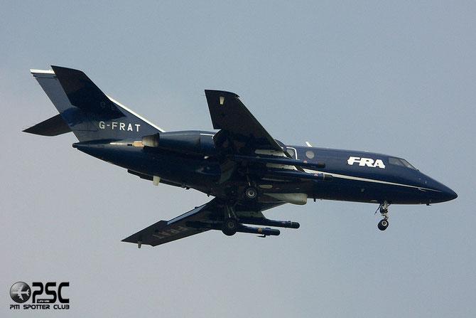 G-FRAT Falcon 20C 87/424 FR Aviation