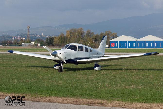 I-MATG - Piper PA-28 Archer @ Aeroporto Verona Boscomantico © Piti Spotter Club Verona