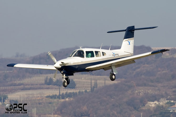 I-GRLC - Piper PA-28R Arrow / RT Turbo Arrow
