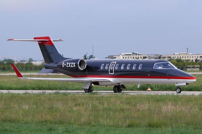 G-ZXZX Learjet 45 45-005 Gama Aviation