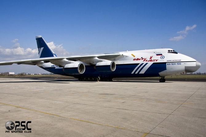 Polet Flight - Antonov An-124-100 Ruslan - RA-82075 @ Aeroporto di Verona © Piti Spotter Club Verona