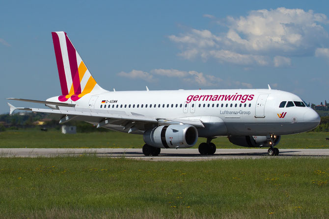 D-AGWM A319-132 3839 Germanwings