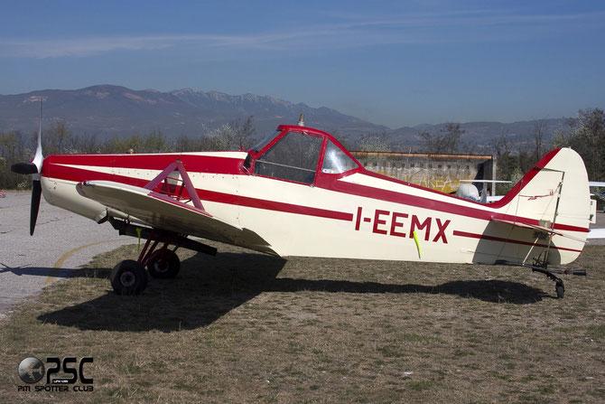 I-EEMX - Piper PA-25 Pawnee