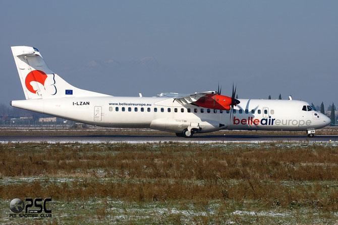 I-LZAN ATR72-212A 908 Belle Air Europe