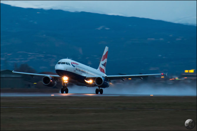 G-DBCI A319-131 2720 British Airways @ Aeroporto di Verona © Piti Spotter Club Verona