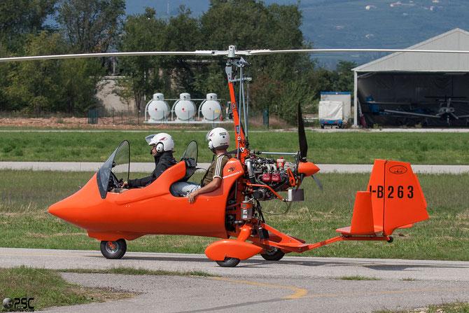 I-B263 -  ELA Aviacion ELA 07