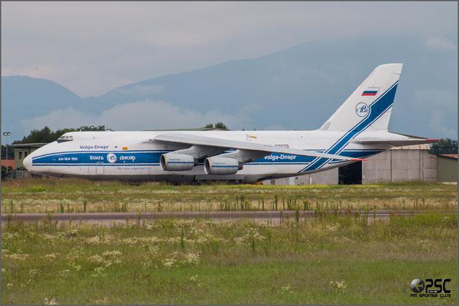 9773052062157 An-124-100 RA-82079 Volga-Dnepr