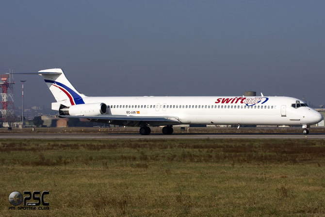 EC-JJS MD-83 49793/1656 Swiftair