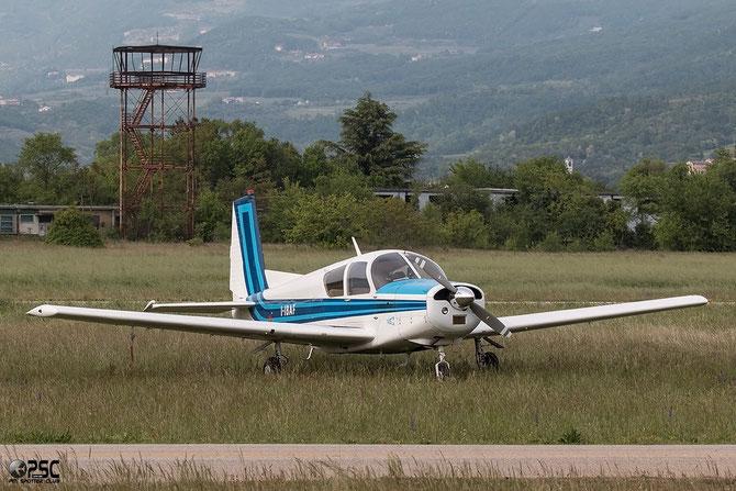 I-IBAF SIAI-Marchetti S-205-20R @ Aeroporto Verona Boscomantico © Piti Spotter Club Verona