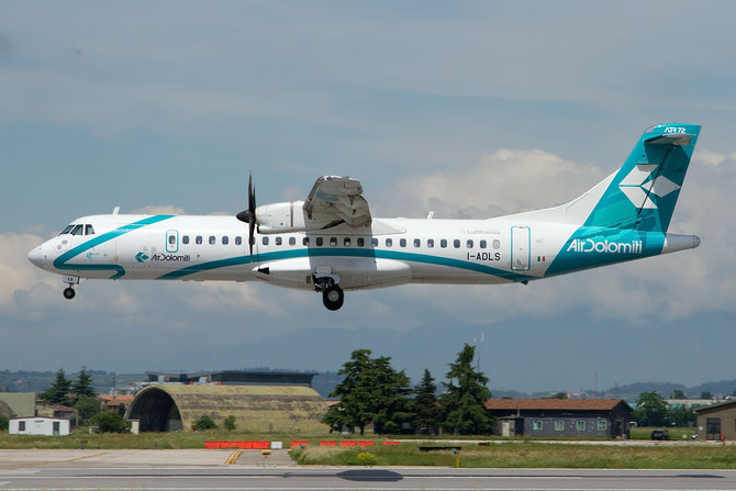ATR 42/72 - MSN 634 - I-ADLS @ Aeroporto di Verona © Piti Spotter Club Verona