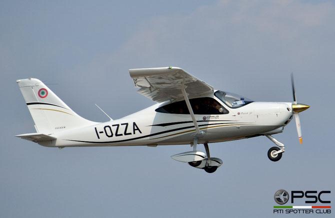 I-OZZA - Tecnam P2008 @ Aeroporto Verona Boscomantico © Piti Spotter Club Verona