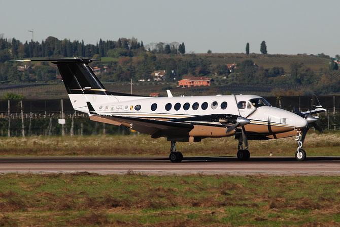OY-CVW Beech 350 FL-569 SGA a/s