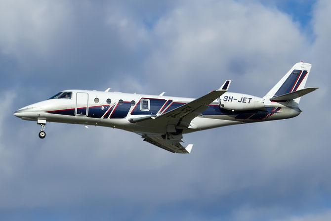 9H-JET G150 283 Europ-Star Ltd.