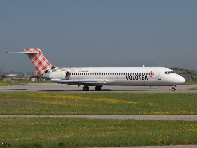 Boeing 717 - MSN 55169 - EC-LQS @ Aeroporto di Verona © Piti Spotter Club Verona