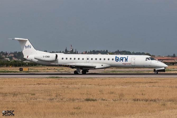 G-EMBI ERJ145EU 145126 BMI Regional @ Aeroporto di Verona © Piti Spotter Club Verona