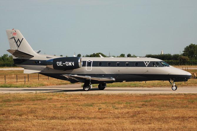 OE-GWV Ce560XLS 560-5826 Europ Star Aircraft GmbH