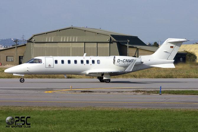 D-CNMB Learjet 45 45-024 Silver Bird Charterflug GmbH