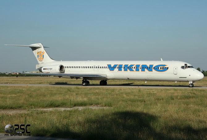 SE-RDF MD-83 49769/1559 Viking Airlines @ Aeroporto di Verona © Piti Spotter Club Verona