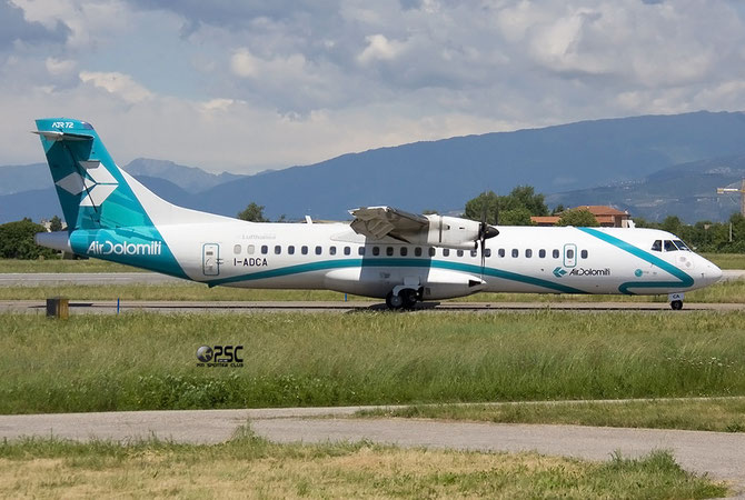 ATR 72 - MSN 658 - I-ADCA @ Aeroporto di Verona © Piti Spotter Club Verona