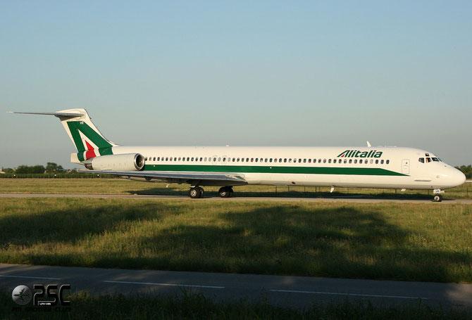 McDonnell Douglas MD-80/90 - MSN 49550 - I-DAVR @ Aeroporto di Verona © Piti Spotter Club Verona