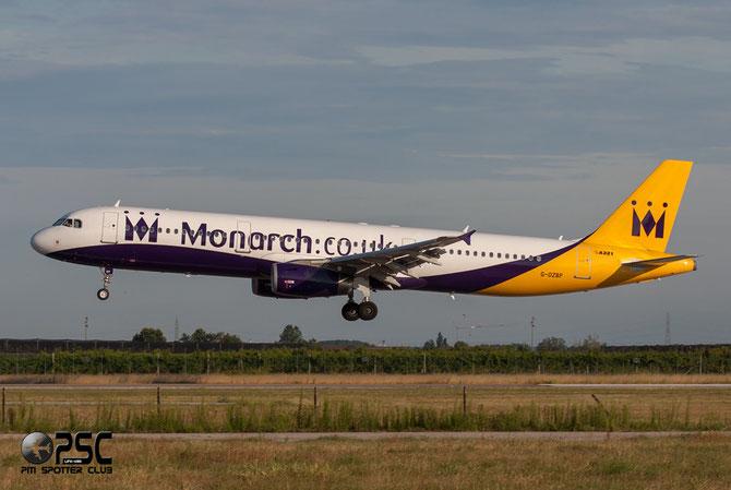 Airbus A321 - MSN 1763 - G-OZBF @ Aeroporto di Verona © Piti Spotter Club Verona