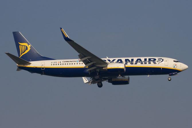 Boeing 737 Next Gen - MSN 33607 - EI-DPG @ Aeroporto di Verona © Piti Spotter Club Verona