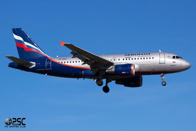 Airbus A319 - MSN 2069 - VP-BDM  @ Aeroporto di Verona © Piti Spotter Club Verona