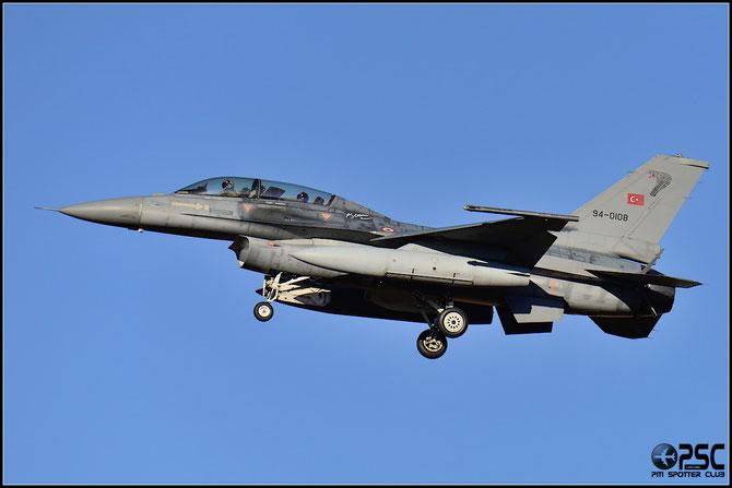 94-0108  F-16D-50-CF HD-10 191 Filo
