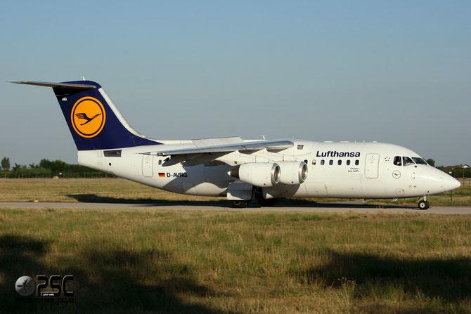 BAe 146 / Avro RJ - MSN 2266 - D-AVRG  @ Aeroporto di Verona © Piti Spotter Club Verona