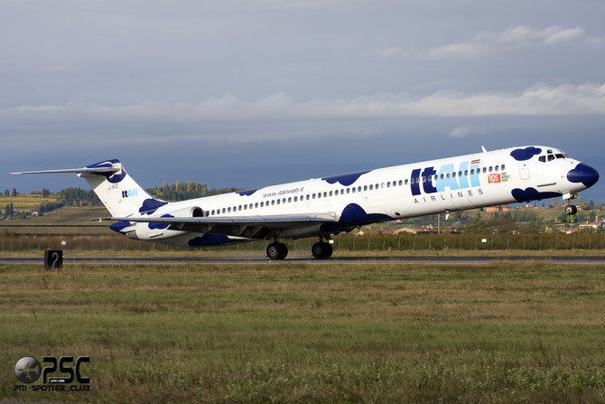 I-DAWZ MD-82 49214/1245 Itali Airlines