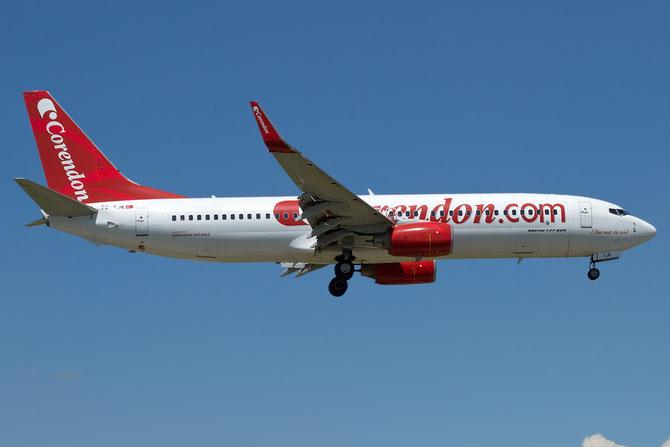 TC-TJK B737-8KN 35794/2794 Corendon Airlines