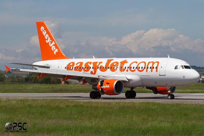 Airbus A319 - MSN 4444 - G-EZGC @ Aeroporto di Verona © Piti Spotter Club Verona