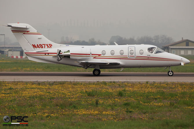 N497XP Beech 400A RK-497 V & P Midlands Ltd. @ Aeroporto di Verona - 2016 © Piti Spotter Club Verona