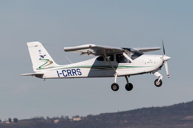 I-CRRS -   Tecnam P92 Echo, JS & Super @ Aeroporto Verona Boscomantico © Piti Spotter Club Verona