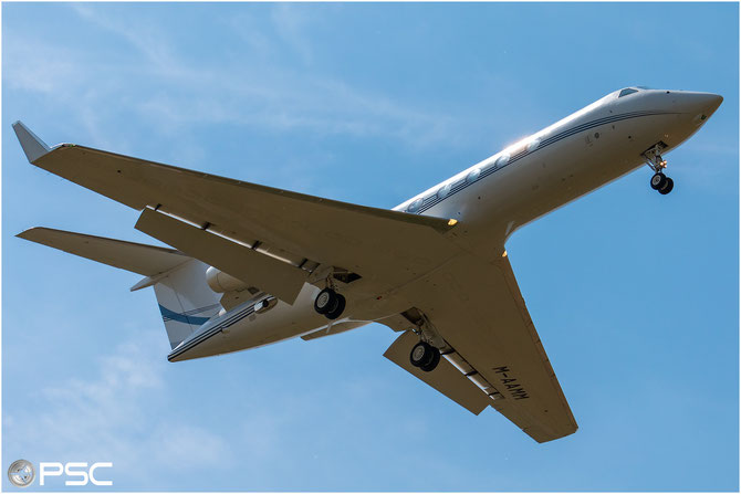 M-AAMM G450 4104 Al-Sahab G450 Ltd. @ Aeroporto di Verona © Piti Spotter Club Verona