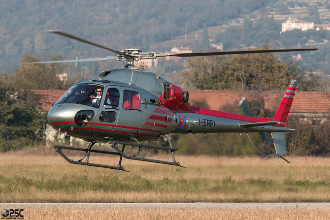 I-ERPI - Aerospatiale AS355 Ecureuil 2/ Twin Squirrel 2